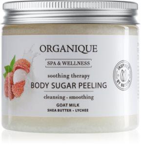 Organique Soothing Therapy Sokerikuorinta ihon rauhoittamiseen