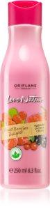 Oriflame Love Nature Forest Berries Delight crème de douche nourrissante