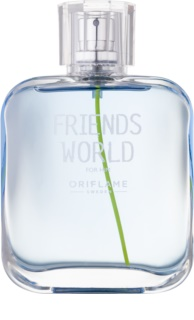 Oriflame Friends World eau de toillete για άντρες