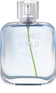 Oriflame Friends World toaletná voda pre mužov