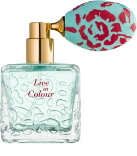 Oriflame Live in Colour Eau de Parfum für Damen