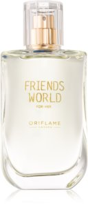 Oriflame Friends World for Her eau de toilette da donna