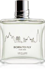 Oriflame Born To Fly eau de toilette para hombre