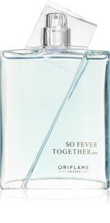 Oriflame So Fever Together  eau de toilette for Men