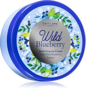 Oriflame Wild Blueberry večnamenska krema za obraz in telo
