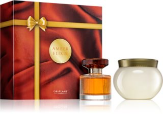 Oriflame Amber Elixir lote cosmético (para mujer)