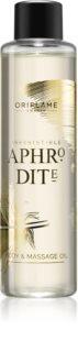 Oriflame Irresistible Aphrodite aceite corporal para masaje