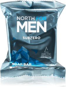 Oriflame North for Men Subzero sabonete sólido para homens
