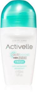 Oriflame Activelle Fresh desodorizante antitranspirante roll-on