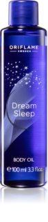Oriflame Dream Sleep олио за тяло  с екстракт от лавандула