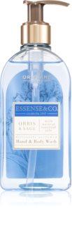 Oriflame Essense and Co Orris & Sage gel lavant mains et corps
