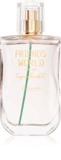 Oriflame Friends World Tropical Sorbet Eau de Toilette hölgyeknek