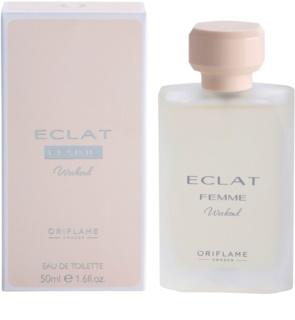 Oriflame Eclat Femme Weekend туалетная вода для женщин