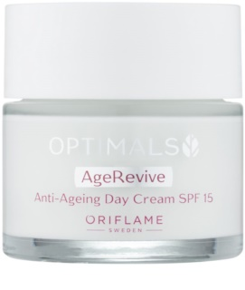 Oriflame Optimals crema de día  antiarrugas  SPF 15