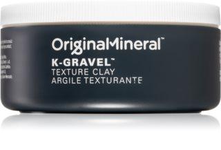 Original & Mineral K-Gravel arcilla para dar definición al cabello