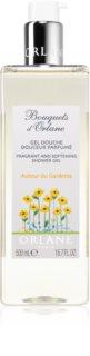 Orlane Bouquets d'Orlane Autour du Gardenia gel douche rafraîchissant