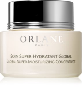 Orlane Global Super-Moisturizing Concentrate crema ultra idratante