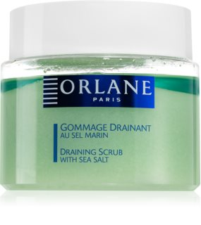 Orlane Draining Scrub esfoliante corporal de limpeza