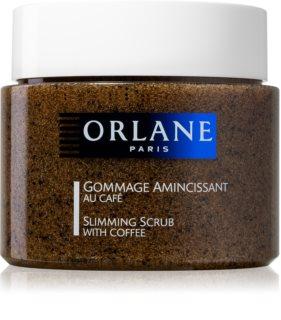 Orlane Body Care Program Zeštíhlující peeling s kávou