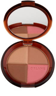 Orlane Make Up Lysende bronzer For et naturligt look
