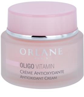 Orlane Oligo Vitamin Program дневен крем с антиоксидиращ ефект за озаряване на лицето