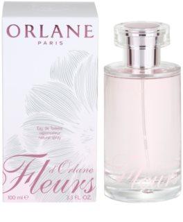 Orlane Orlane Fleurs d' Orlane eau de toilette for Women
