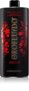 Orofluido Asia Zen поживний шампунь для неслухняного та кучерявого волосся