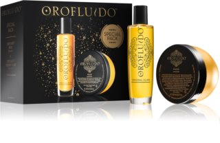 Orofluido Beauty Cosmetic Set (For Dry And Normal Hair) for Women