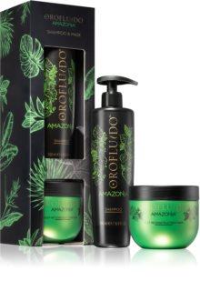 Orofluido Amazonia™ Kosmetik-Set  (für beschädigtes und brüchiges Haar)