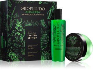 Orofluido Amazonia™ coffret (para cabelo danificado) edição limitada