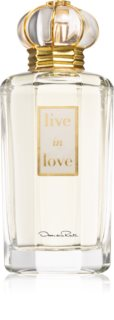 Oscar de la Renta Live in Love eau de parfum da donna