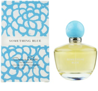 Oscar de la Renta Something Blue eau de parfum da donna