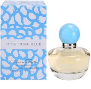 Oscar de la Renta Something Blue Eau de Parfum für Damen