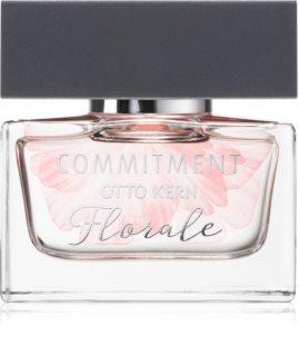 Otto Kern Commitment Florale Eau de Parfum pour femme