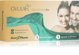 OVULAR Ovulační test OVULAR jednorázový ovulační test