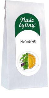 OXALIS Heřmánek (květ) sypaný čaj z květů heřmánku pravého pro normální trávení, duševní zdraví, stav pokožky a přirozené obranyschopnosti