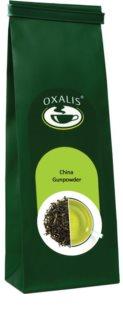 OXALIS China Gunpowder zelený sypaný čaj s mírně kouřovou vůní