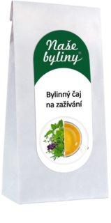 OXALIS Bylinný čaj na zažívání sypaný čaj z máty, fenyklu, měsíčku a anýzu pro normální trávení a chuti k jídlu