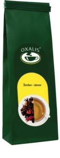 OXALIS Zelené čaje Ženšen - zázvor