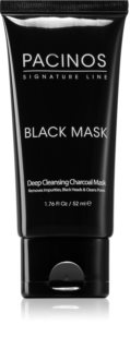 Pacinos Black Mask Deep-Cleansing Face Mask