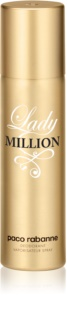 Paco Rabanne Lady Million deodorant spray para mulheres