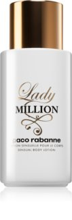 Paco Rabanne Lady Million latte corpo da donna