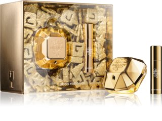 Paco Rabanne Lady Million Gift Set  XXI. voor Vrouwen
