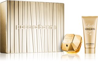 Paco Rabanne Lady Million poklon set XVI. za žene