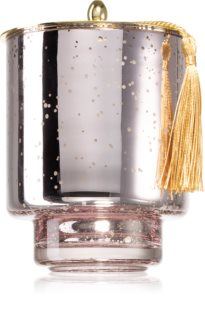 Paddywax Tinsel Candy cane vanilla bougie parfumée