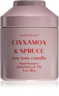 Paddywax Whimsy Cinnamon & Spruce świeczka zapachowa