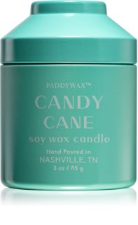 Paddywax Whimsy Candy Cane bougie parfumée