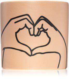 Paddywax Impressions Tobacco & Vanilla vela perfumada (Love Ya)