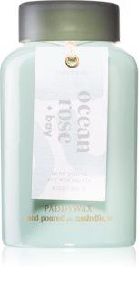Paddywax Lolli Ocean Rose & Bay αρωματικό κερί