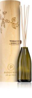 Paddywax Eco Green Tabacco & Vanilla aroma difuzér s náplní